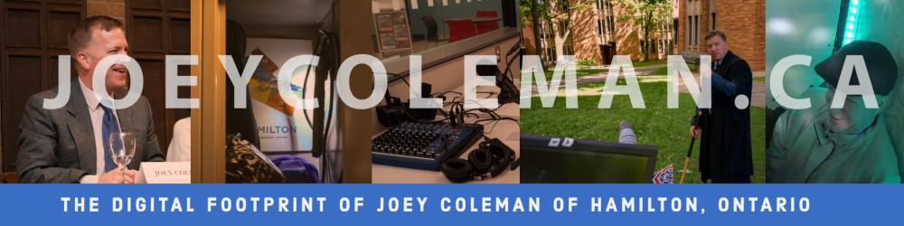 JoeyColeman.ca